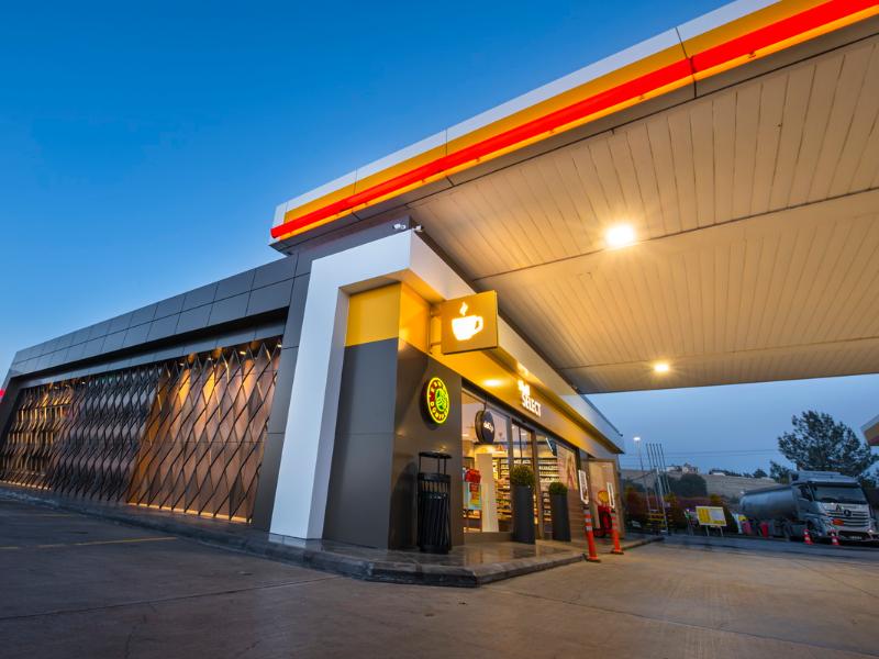 Başpınar Shell Akaryakıt İstasyonu