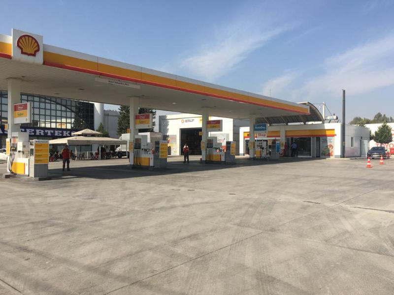 Mersin Shell Akaryakıt İstasyonu