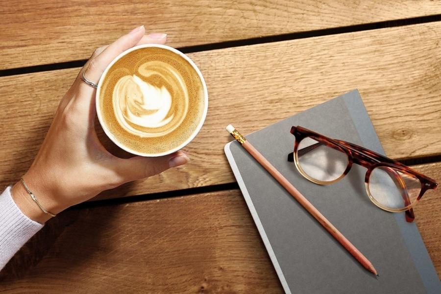 Taze çekirdekten kahveler