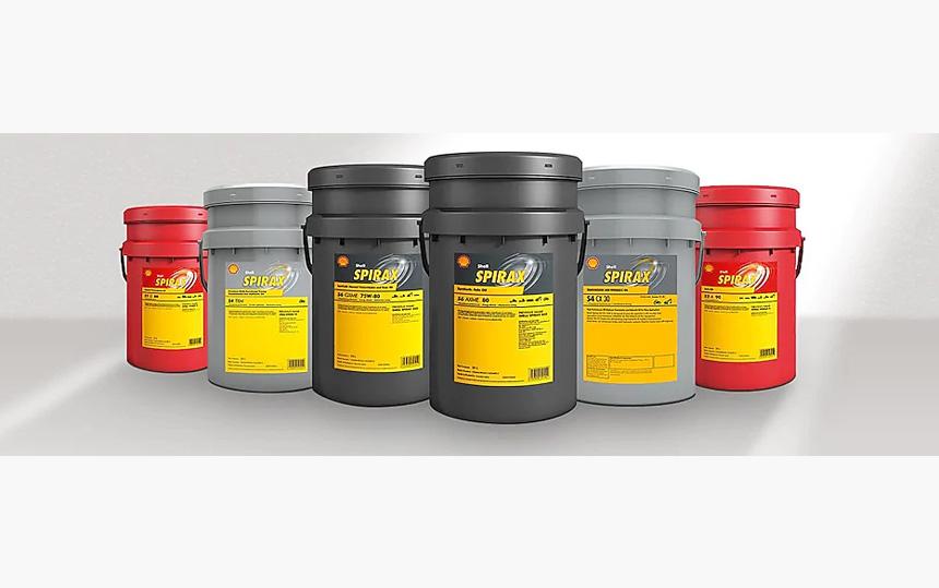 Shell SPIRAX - Diferansiyel ve Şanzıman Yağları